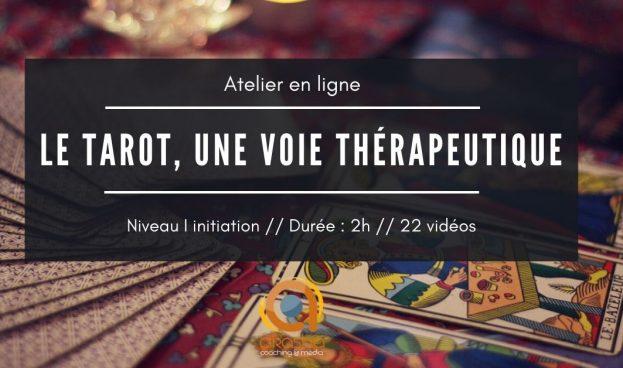 Le tarot, une voie thérapeutique | Initiation